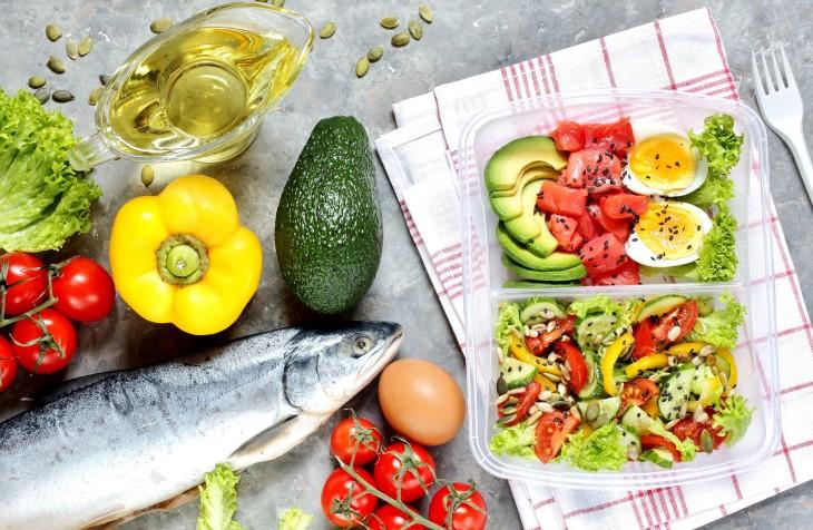Imge of 1-Week Keto Diet Meal Plan