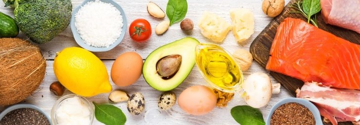 Imge of The Keto Diet: A Complete Ketogenic Guide for Beginners