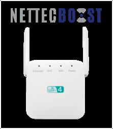 Logo NetTec Boost
