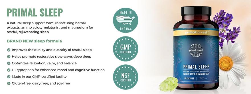 Primal Sleep image