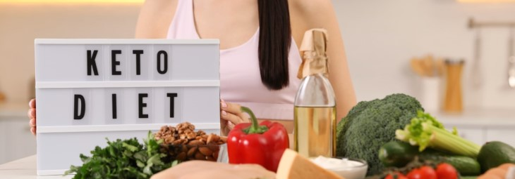 Imge of Keto Diet Meal Plan for Women