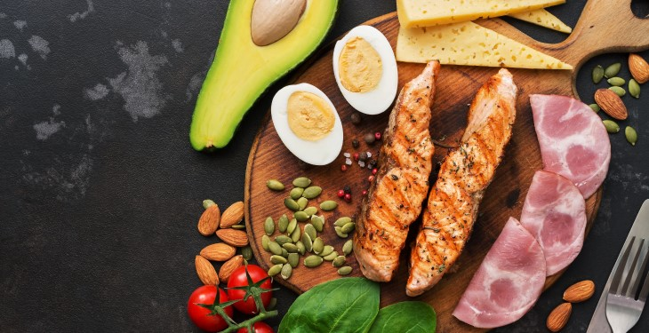 Imge of 30-Day Keto Diet Meal Plan